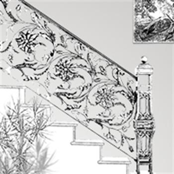 类别楼梯护栏的图片